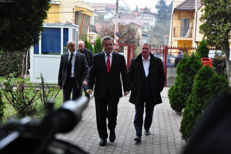 Ioan Rus a votat pentru o Românie unită și stabilă politic și economic