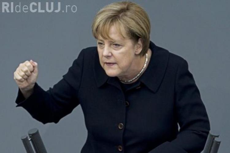 Angela Merkel a LĂMURIT dacă vine sau NU în România pentru Iohannis