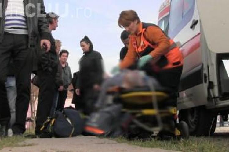 Un clujean a murit după ce a votat! Drama s-a produs în fața secției de votare - VIDEO