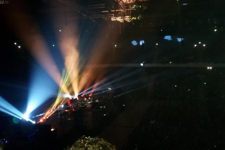 """James Blunt- """"Cel mai bun concert care a avut loc la Cluj""""-VIDEO Interpretare LIVE Goodbye my lover"""