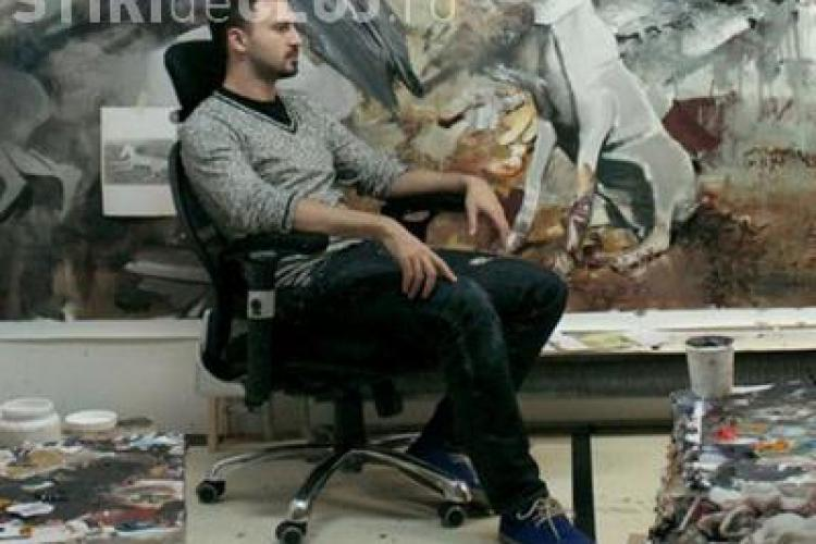 Clujeanul Adrian Ghenie a vândut încă un tablou cu 1,2 milioane de euro