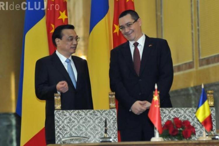 The Economist: Ponta orientează politica externă spre Rusia şi China