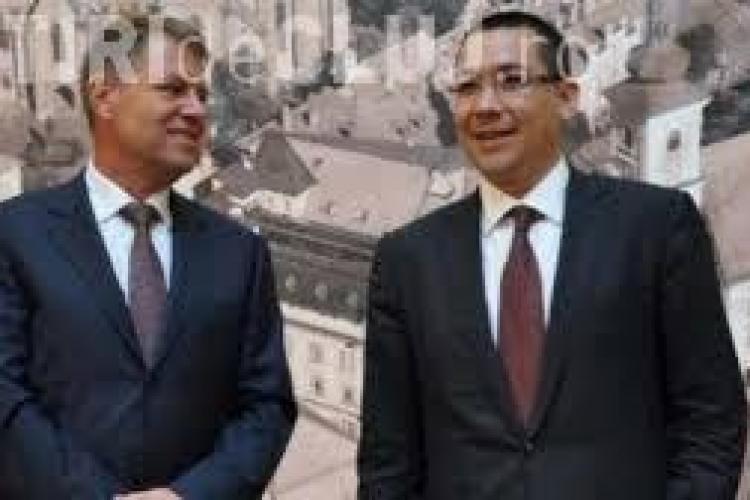 Cine sunt votanții lui Ponta și Iohannis? Primul a fost votat de cei din sud, Iohannis de Transilvania