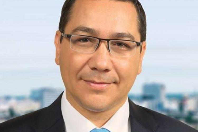 Ponta a redus TONUL: Vom vota pentru respingerea definitivă a legii amnistiei şi graţierii