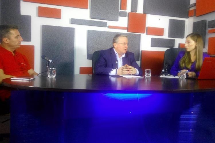 Lăpușan: Ponta aduce în Transilvania 2 miliarde de euro în investiții la autostrăzi