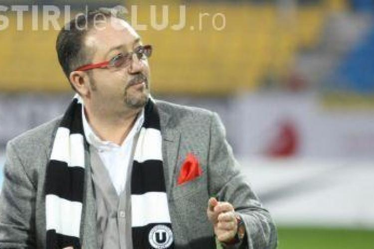 """Florian Walter a primit premiul pentru """"Investitorul anului în fotbalul românesc"""""""