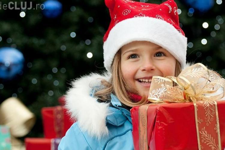 Moș Nicolae vine cu 1000 de cadouri pentru copii în centrul Clujului în acest weekend