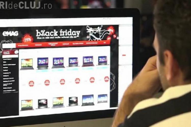eMAG a primit o AMENDĂ uriașă pentru concurenţă neloială de Black Friday