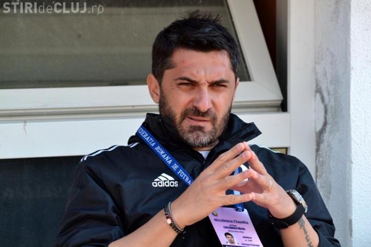 """Reacție nervoasă a lui Niculescu în urma lipsei de fair-play a clujenilor: """"A fost lipsă de caracter"""""""