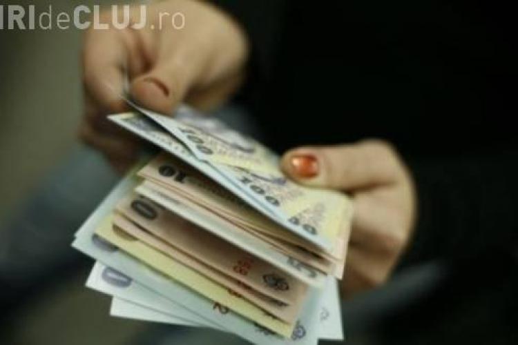 Cu cât va crește salariul mediu în mandatul lui Klaus Iohannis?