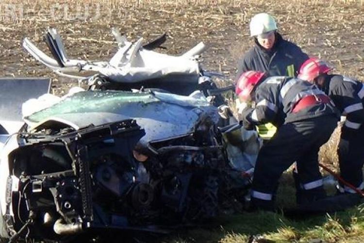 Șoferul care a murit la Turda era patronul unei firme de pază. Boxerul Lucian Bot a scăpat ca prin MINUNE - FOTO