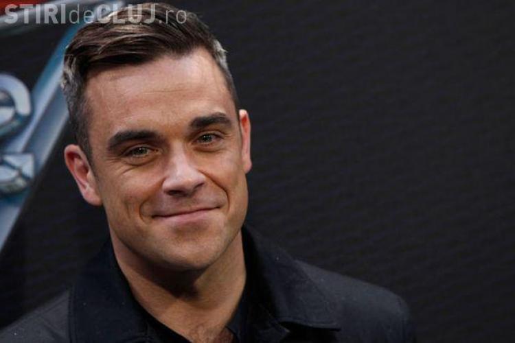 Robbie Williams renunță la muzică? Artistul și-a anunțat fanii că își schimbă profesia VIDEO