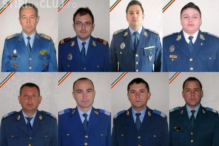 ELICOPTER de la CÂMPIA TURZII PRĂBUȘIT: Cine sunt MILITARII care au murit - FOTO