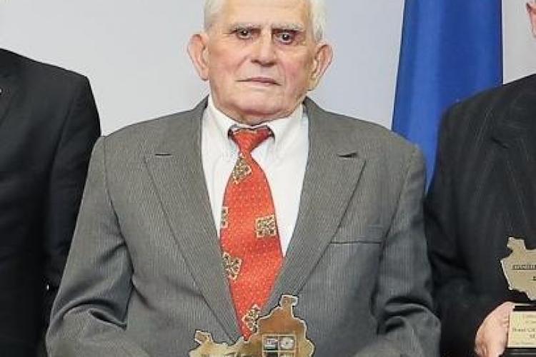 A MURIT Victor Romulus Constantinescu, fostul președinte al Consiliului Județean Cluj