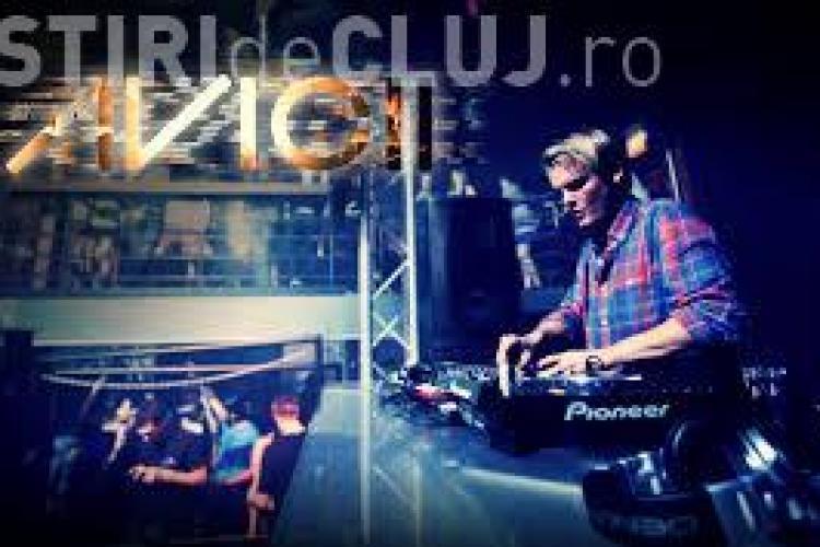 AVICII va cânta la Cluj în 2015 - Surse