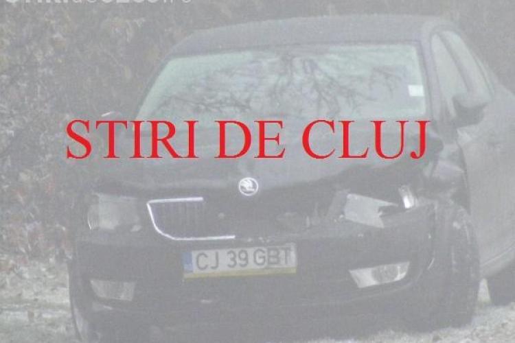 Marius Nicoară era BEAT și a făcut un accident la Cluj. Senatorul PNL Cluj a lovit un taximetru VIDEO