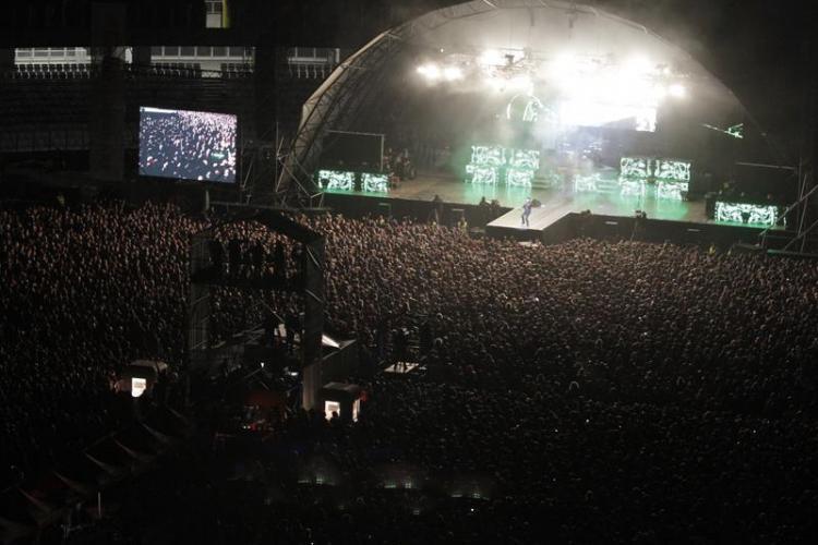 Unul dintre cei mai populari artiști din LUME vine la Cluj în 2015. E Robbie Williams?