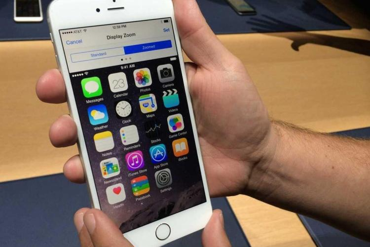 Un clujean a testat un iPhone 6 la un magazin de pe B-dul Eroilor și a FUGIT cu el. Ce a urmat?