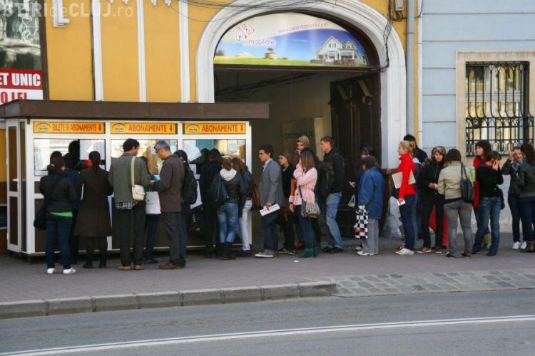 UMF Cluj nu are bani pentru abonamentele de transport ale studenților, dar taxele ajung la 5.000 de euro