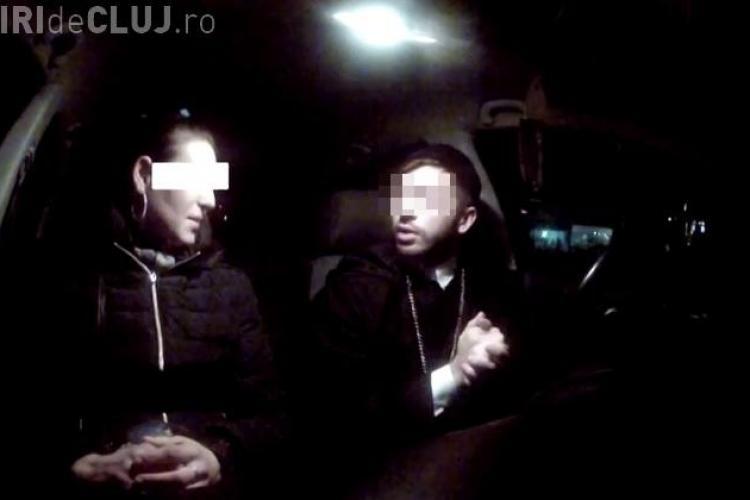 Costumat în preot, un clujean s-a dus la prostituate și a filmat totul - VIDEO