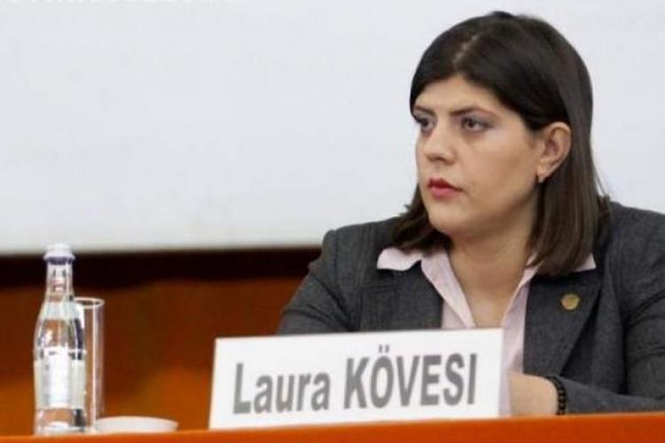 Laura Codruța Kovesi, procurorul-șef al DNA: Lucrăm la dosare mari. Poate numai de Crăciun ne oprim