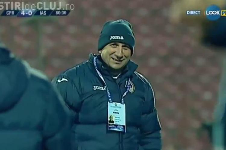 Miriuţă va antrena în Ungaria. Pleacă de la CFR Cluj cu o victorie MARE. Cine îi ia locul?