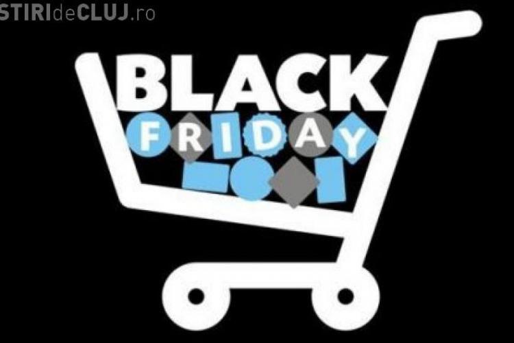 Black Friday la Cluj! La ce oră se deschid magazinele din Iulius Mall și Polus