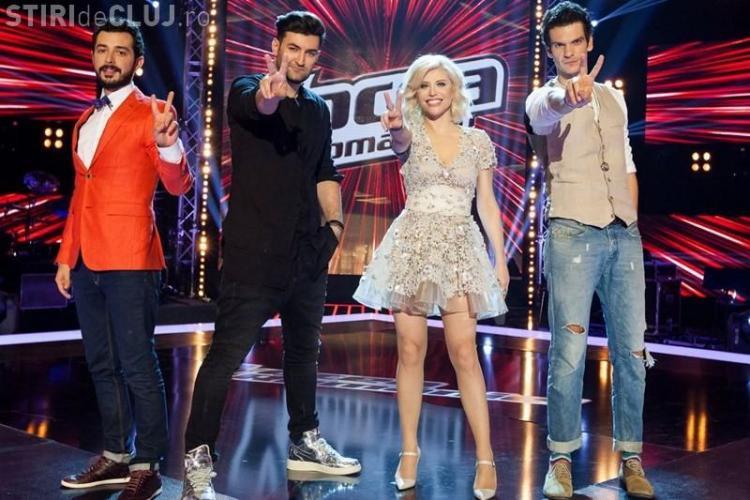 Două clujence se află printre semifinaliștii de la Vocea României. Au șanse de a merge mai departe?