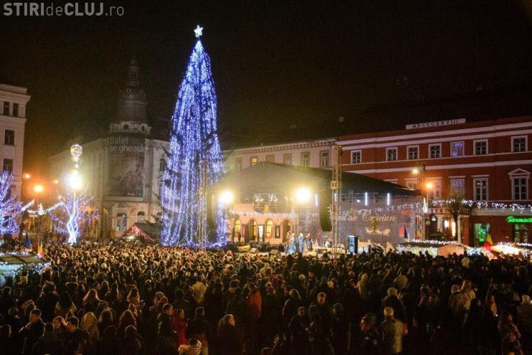 Delia cântă azi la Târgul de Crăciun de la Cluj