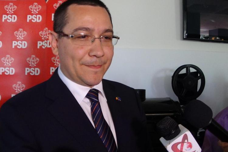 Ponta: Cum facem ca PSD să nu mai pară partidul comuniștilor, care apără toți corupții