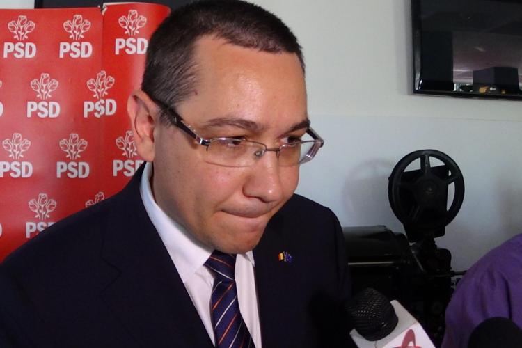 """FMI cere un deficit bugetar de 0,9%, iar Ponta susține că e """"inacceptabil"""""""