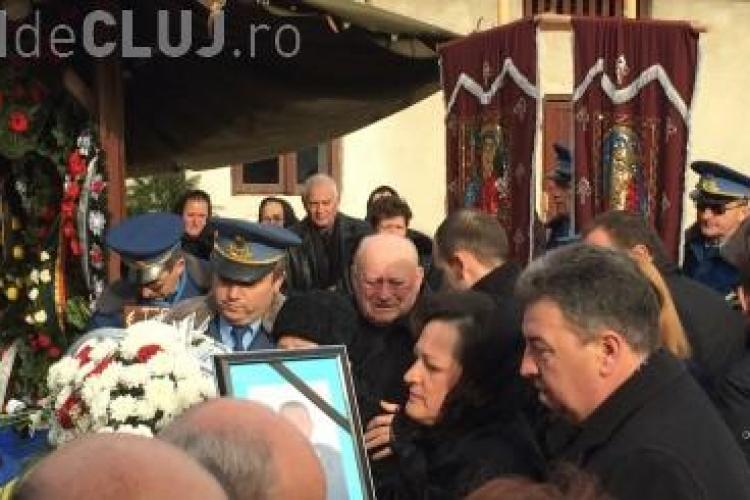 Militar clujean, decedat în accidentul de la Sibiu, înmormântat ca un erou la Țaga. Avea doar 43 ani FOTO