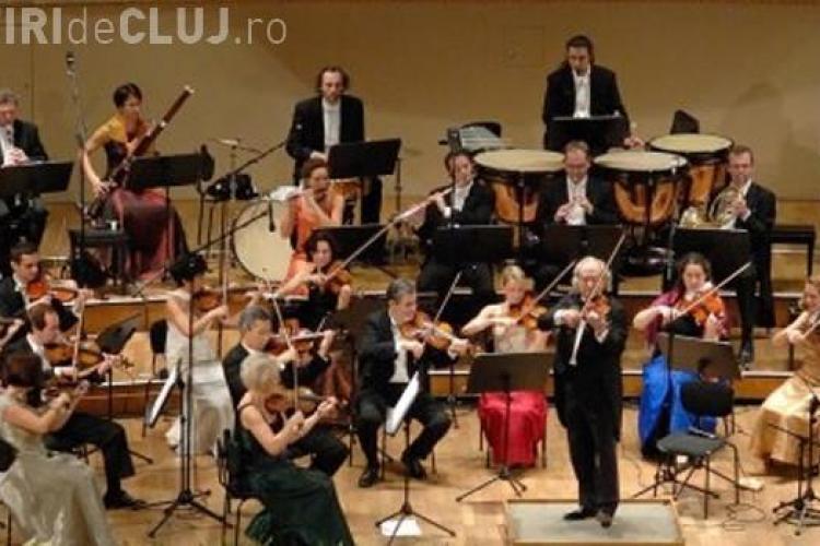 Concert al Strauss Festival Orchestra Vienna la Cluj