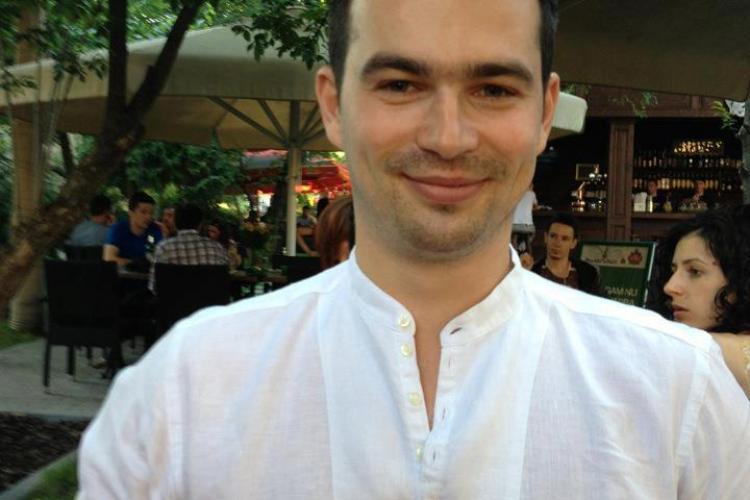 A DEMISIONAT Bogdan Buta, șeful Federației care organizează Cluj Capitală Europeană a Tineretului 2015