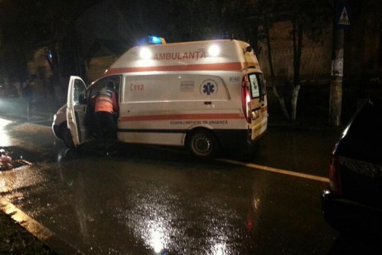 Accident TERIBIL în Gheorgheni! ORBIT de ploaie a lovit două femei și le-a proiectat la 10 - 15 metri - FOTO