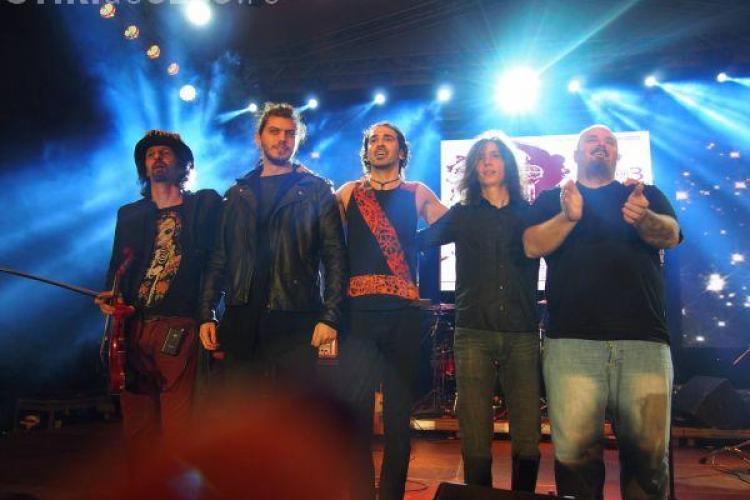 Targul de Crăciun de la Cluj: Trupa Hara susține cu concert diseară, în Piața Unirii