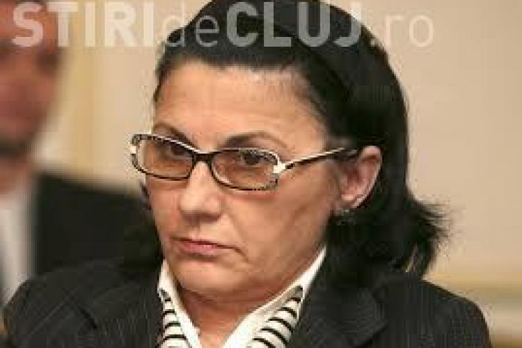 Fostul ministru al Educației, Ecaterina Andronescu, cercetată de DNA! A rămas fără imunitate
