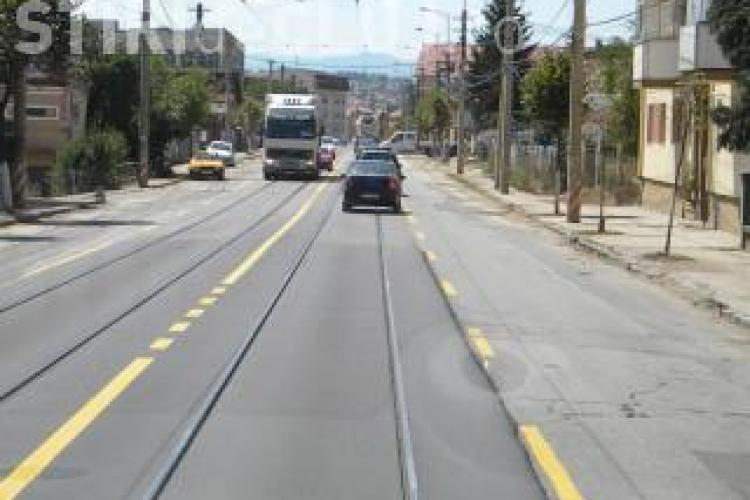 Revenire circulaţie auto pe strada Oaşului