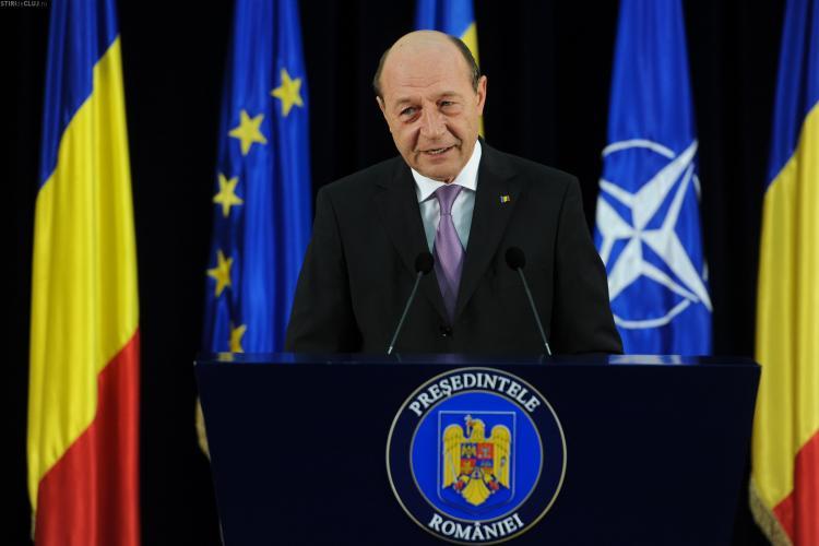 Traian Băsescu cere demisia lui Victor Ponta: Ponta e complet discreditat în interiorul Uniunii Europene