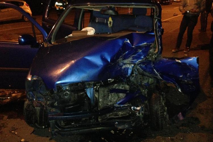 Accident TERIBIL în Grigorescu! Un sucevean cu alcoolemie de 1,05 a băgat în spital ȘASE persoane - FOTO