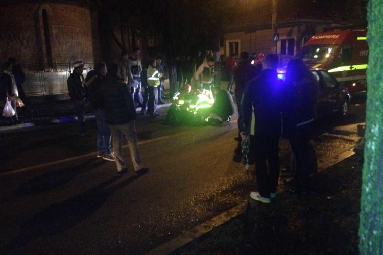 Accident în Gheorgheni, TRAS LA INDIGO! Două persoane lovite pe trecerea de pietoni unde au fost spulberate 2 femei duminică seara