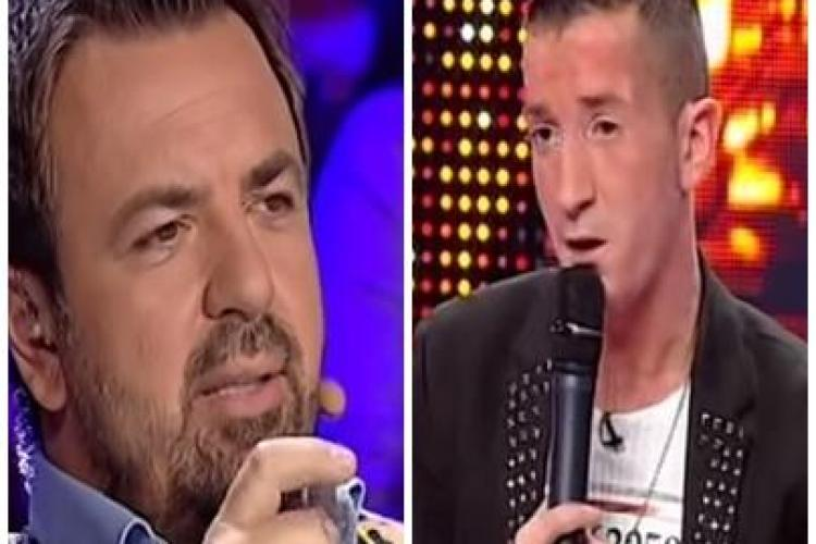 Cosmin Gabor s-a certat cu Brenciu la X Factor! Clujeanul a cântat bine, dar jurații l-au executat - VIDEO