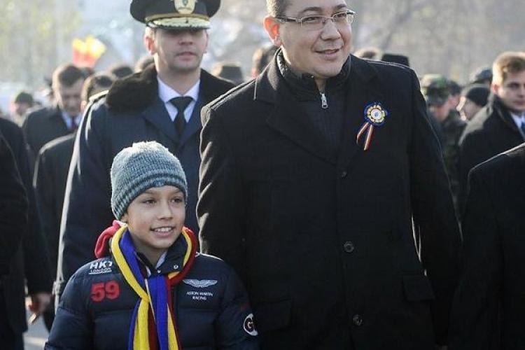 Mesajul lui Ponta de 1 decembrie: Indiferent de etnie sau credință, suntem toți români