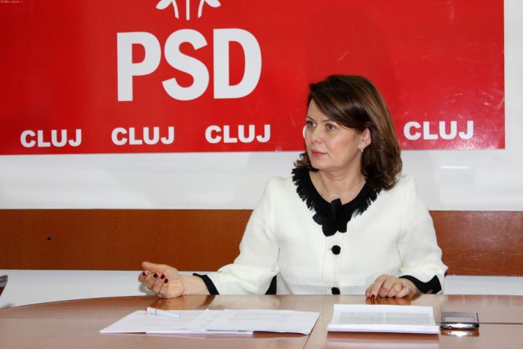 Aurelia Cristea și-a prezentat bilanțul mandatului de ministru al Dialogului Social și de parlamentar