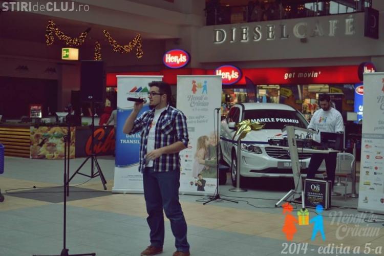 """Campania """"Nepoți de Crăciun"""" a ajutat la Cluj 1.500 de bunici"""