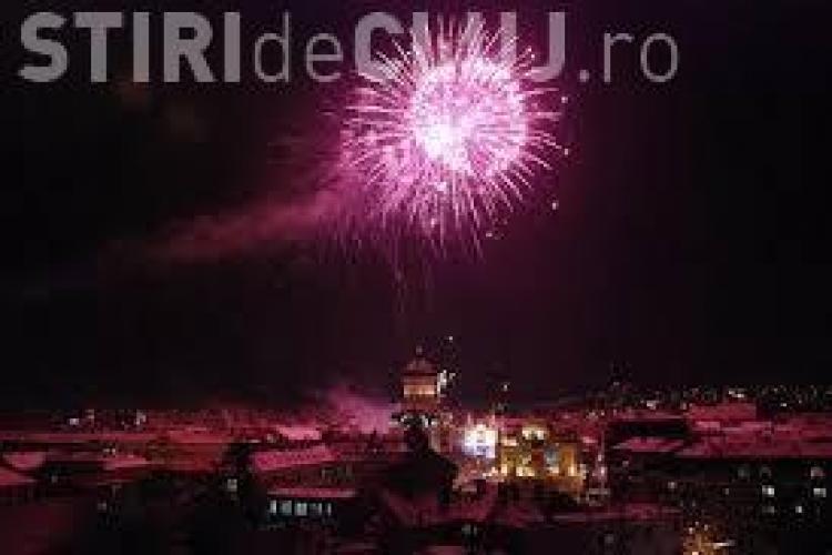 REVELION 2015 la Cluj: VEZI programul oficial și ce surprize sunt
