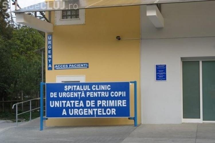 Destin DRAMATIC pentru eleva internată cu leucemie la Spitalul de Copii Cluj. Mama ei a DISPĂRUT - FOTO