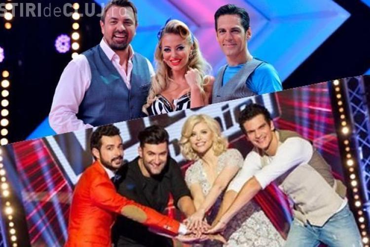 """Un artist celebru desființează show -urile """"Vocea romaniei"""" si """"X Factor"""""""