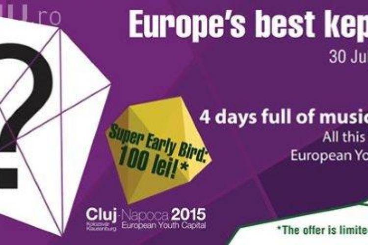 Untold Festival, cel mai mare festival de la Cluj, este SOLD-OUT înainte să se anunțe artiștii