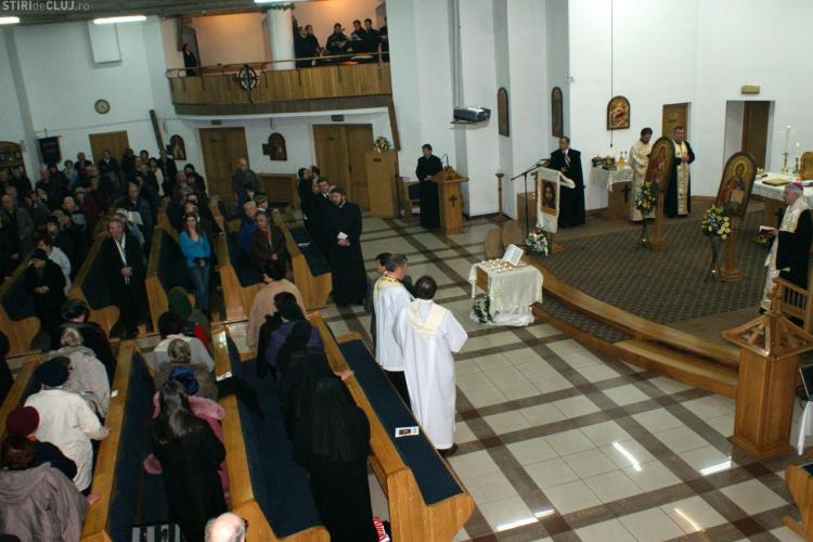 Seară de rugăciune la Cluj. Participă toate cultele religioase